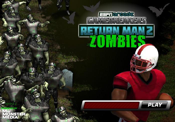 Play Return Man 2 Zombies